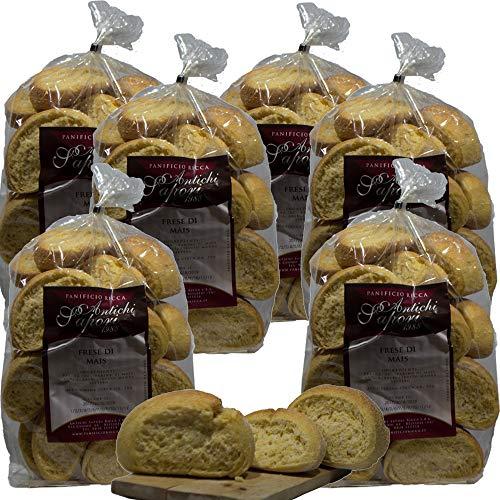 Cesti regalo con pane e prodotti da forno