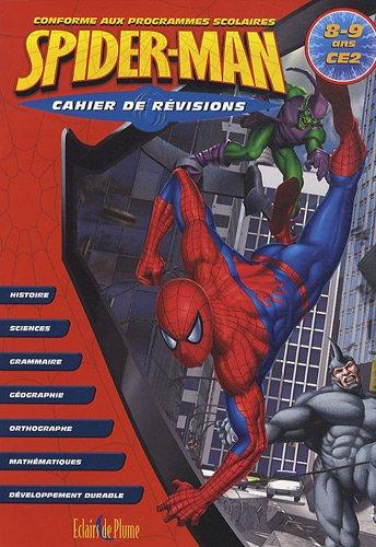 Cahier de Révision Spiderman CE2