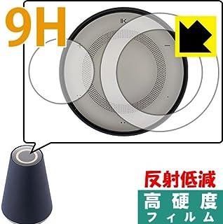 PET製フィルムなのに強化ガラス同等の硬度 9H高硬度[反射低減]保護フィルム Clova WAVE 日本製