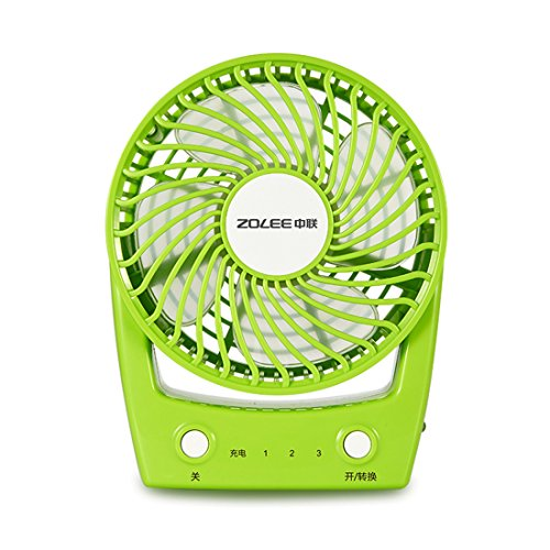USB del ventilatore Handheld Mini ventilatore Orso ricaricabile terza Gang regolare