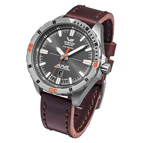 Vostok Europe Reloj de caballero NH35-320H263