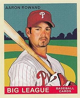 Baseball MLB 2007 Upper Deck Goudey #3 Aaron Rowand #3 NM Phillies