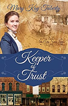 Keeper of Trust: The Carty Sisters Series by [Mary Kay Tuberty]