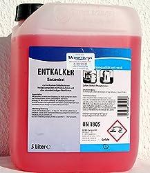 Eilfix Entkalker flüssig, 1 x 5 Liter Kanister