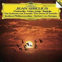 Jean Sibelius: Finlandia; Valse Triste; Tapiola; Der Schwan von Tuonela; The Swan of Tuonela