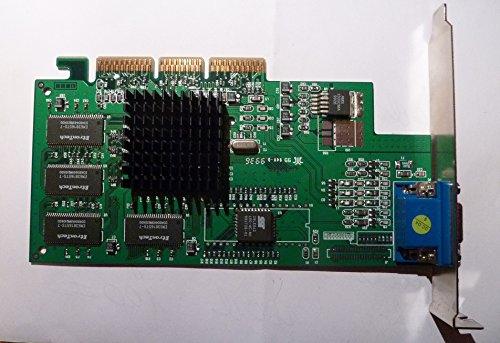 AGP-Grafikkarte Elsa Erazor III LT - A32 ID3072