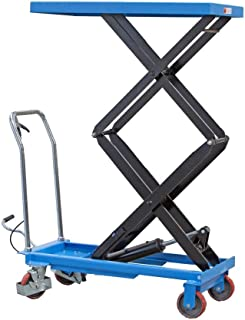 Best hydraulic mobile lift table Reviews