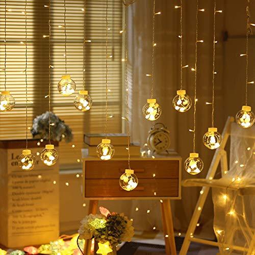 Lichterkette Lights Deko Hochzeit Partylichterkette Weihnachtsdeko Star Lights Room Decoration Colored Lights Flashlights String Lights Full Of Stars Bedroom Layout
