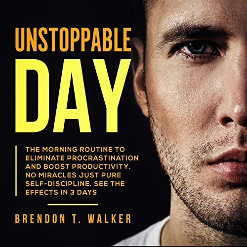 Unstoppable Day audiobook cover art