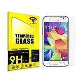 cogac Protector DE Pantalla Compatible con Samsung Galaxy Core Prime G360 Cristal Vidrio Templado