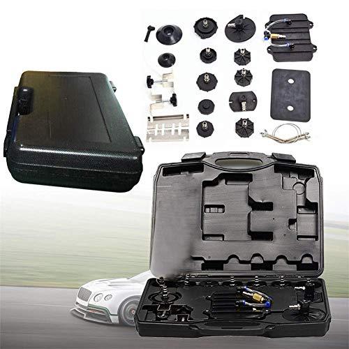 ZGYQGOO 11-teiliges Adapter-Set für Druckluft-Bremsenentlüfter Unterschiedliches Adapter-Set für die meisten Euro-Bremsenentlüfter E20