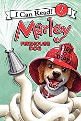 Marley: Firehouse Dog by Caitlin Birch (based on the bestselling books by John Grogan), illustrated by Lydia Halverson