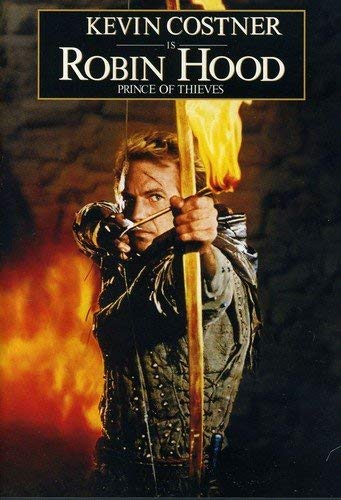 Robin Hood: Prince of Thieves [Double Sided] by Warner Home Video