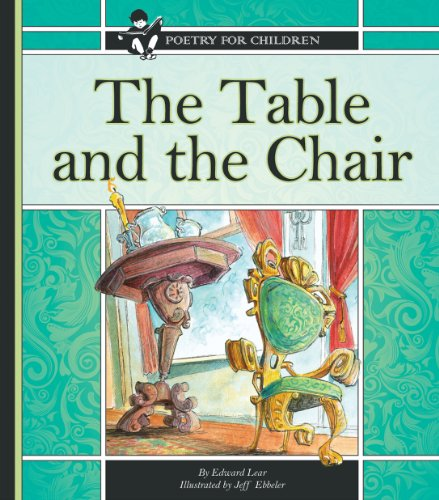 The Table and the Chair (Poetry for Children) (English Edition)