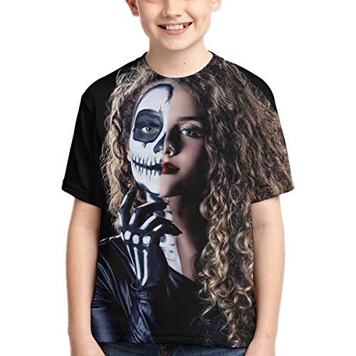 Sofie Dossi Boys Girls 3D Printed Short Sleeve T-Shirt Casual Shirts Tee