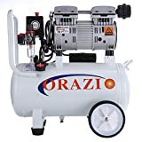 ORIZI 241184 Low Noise 24L Air Compressor