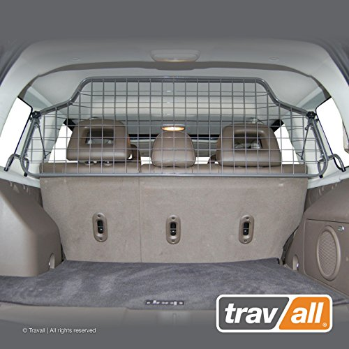 Travall Guard TDG1158 – Grille de séparation avec revêtement en poudre de nylon