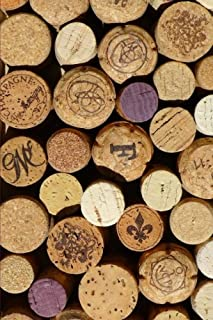 Blank Wine Journal