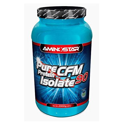 Aminostar CFM Whey Protein Isolate 90 - 2 kg Vanilla
