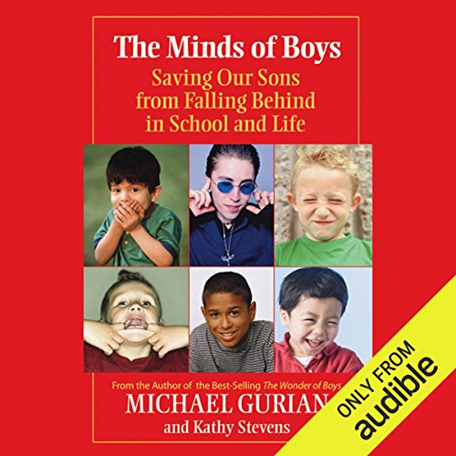 The Minds of Boys audiobook cover art