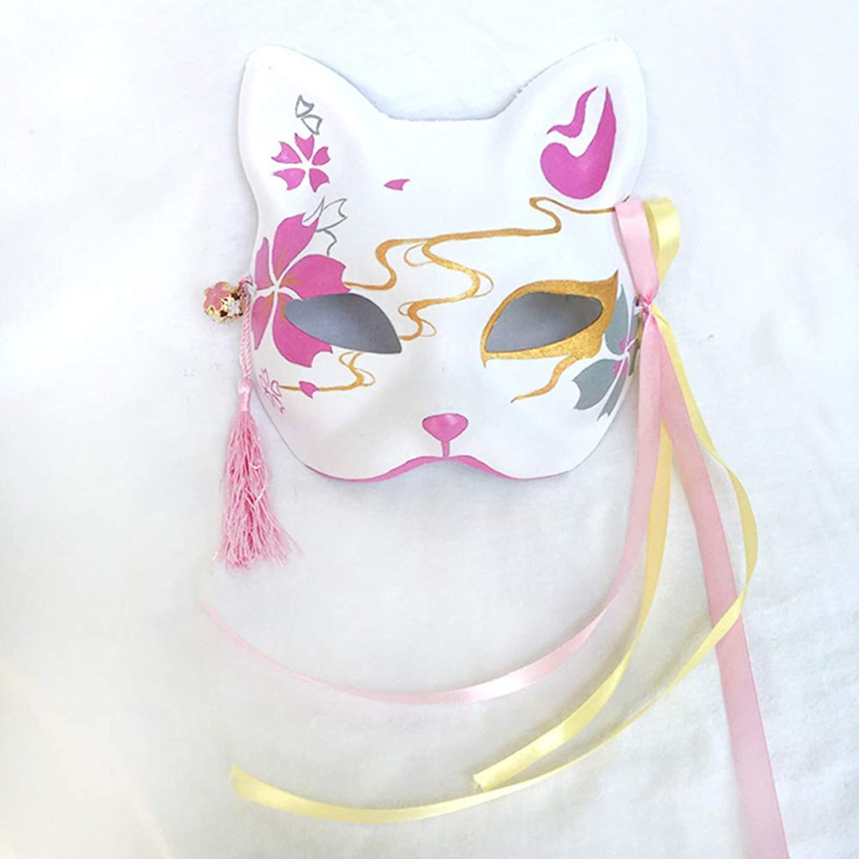 Zicue Humgoldus Mask Masquerade Prom Mask Half Face Fox Hand