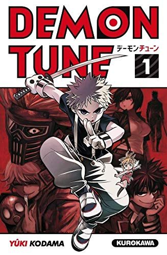Demon Tune Edition simple Tome 1
