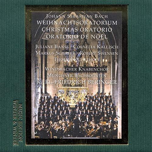 Windsbacher Knabenchor, Karl-Friedrich Beringer & Münchner Bachsolisten