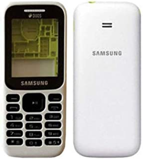 YOUNICK Replacement Full Body Housing Panel for Samsung B310E -(White)