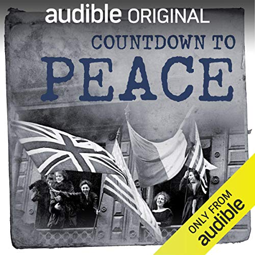 Page de couverture de Countdown to Peace