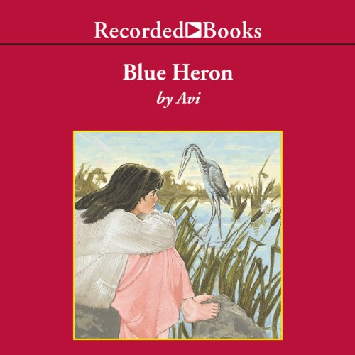 Blue Heron cover art