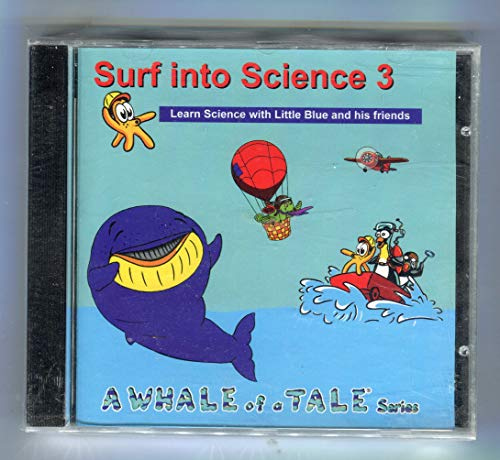 A Whale of a Tale: Surf into Science 3 (No 3)