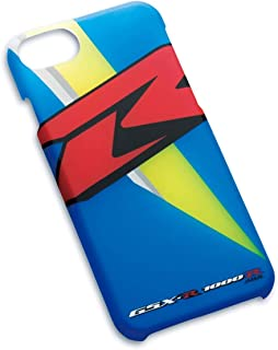 iPhone ケース GSX-R ブルー