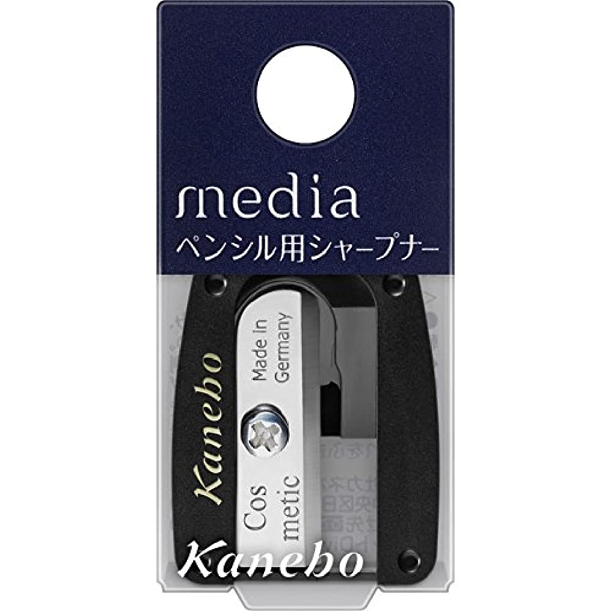 傾く返還終了する【カネボウ】 メディア ペンシル用シャープナー