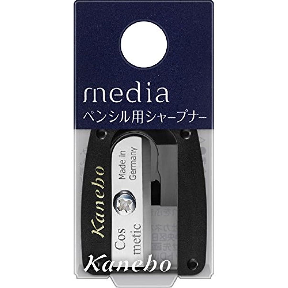 非公式脅威要旨【カネボウ】 メディア ペンシル用シャープナー
