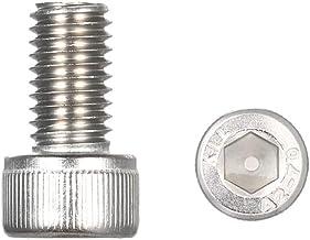 Nishore M8 DIN912-A2 Allen Parafuso de Aço Inoxidável Parafuso Parafuso Tampas Parafusos Parafuso M8 * 14