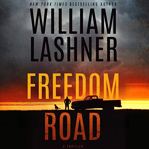 Freedom Road audiobook cover art