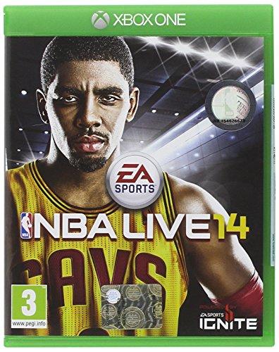 NBA Live 14 [Importación Italiana]