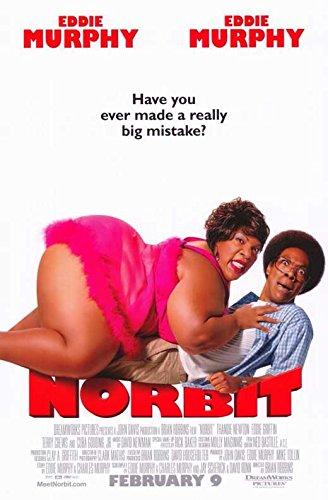 Norbit Poster (11' x 17')