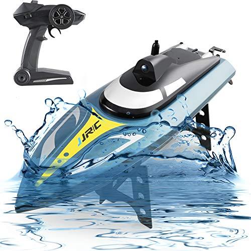 YUN GAME@ 2.4G RC Barca di Corsa 4 Canali 720P HD Fotocamera WiFi FPV Barche Telecomandate con Raffreddamento Ad Acqua Auto-Raddrizzamento Sistema, TP-1620