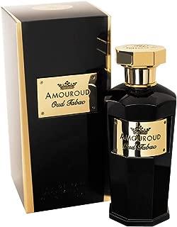 Amouroud Oud Tabac 3.4oz / 100ml Eau de Parfum EDP