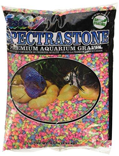 Spectrastone Permaglo Rainbow Aquarium Gravel