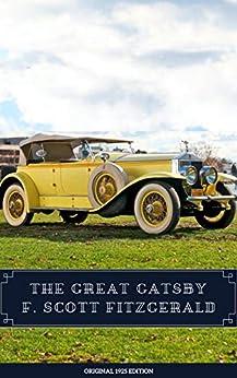 The Great Gatsby by [F. Scott Fitzgerald]