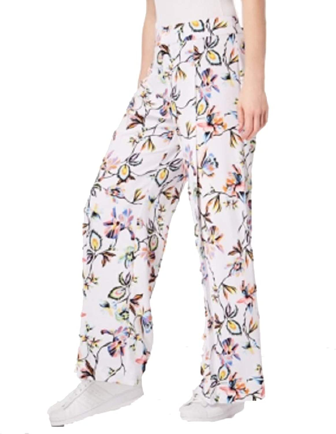 Bar III Printed WideLeg Pants