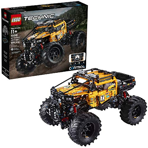 LEGO Technic 42099 4×4 X-Treme Off-Roader