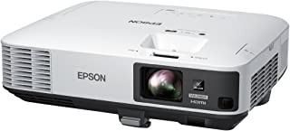 Epson PowerLite 2250U Full HD WUXGA 3LCD Projector, Black/White
