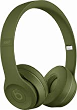 Beats Solo3 Wireless On-Ear Headphones - Neighborhood Collection - Turf Green (Renewed)