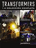 Pack: Transformers 1-4 [DVD]