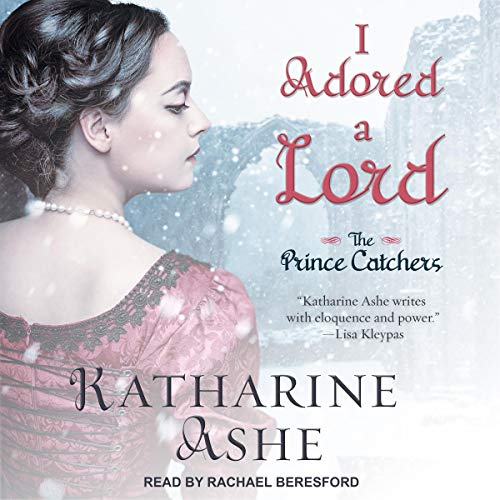 I Adored a Lord audiobook cover art