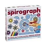 El Spirograph Conjunto Original con marcadores