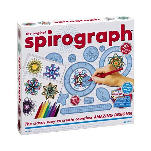 Original Spirograph-Set mit Markern, englische Version